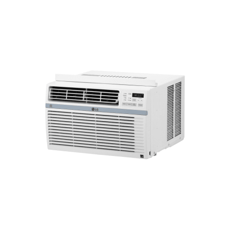 LG 8,000 BTU Energy Star Window Air Conditioner with Remote and Wi-Fi Control - LW8017ERSM
