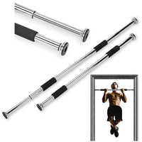 LGFM-Pull Up Bar High Quality Sport Equipment Home Door Exercise Fitness Equipment Workout Training Gym Size Adjustable