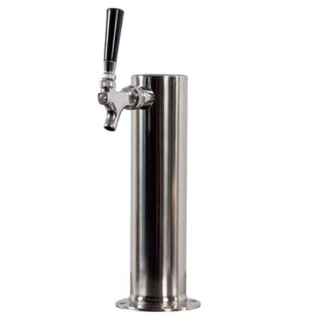 TapRite Stainless Single Faucet Wine Tower 304 SS Faucets - D4743WT-14
