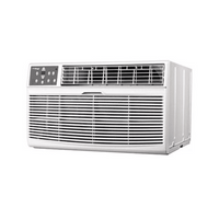 Koldfront 10,000 BTU 115 Volts Through-the-Wall Air Conditioner with 24 Hour Timer and Remote Control - WTC10002WCO115V