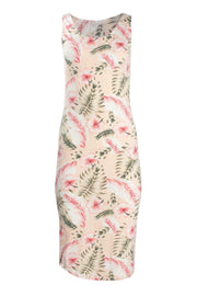 Floral Tank Sundress - Pink FAIRWEATHER S