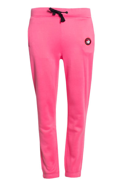 Canada Weather Gear Joggers - Pink Womens Joggers & Sweatpants FAIRWEATHER S