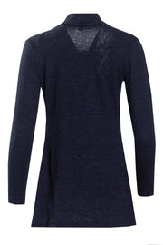 Cocoon Cardigan - Navy Womens Cardigans FAIRWEATHER