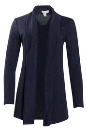 Cocoon Cardigan - Navy Womens Cardigans FAIRWEATHER S