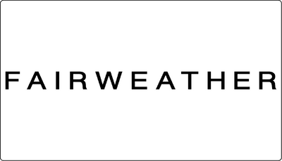 E-Gift Card E-Gift Cards FAIRWEATHER $10.00