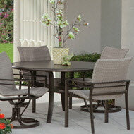 WOVEN DINING SETS