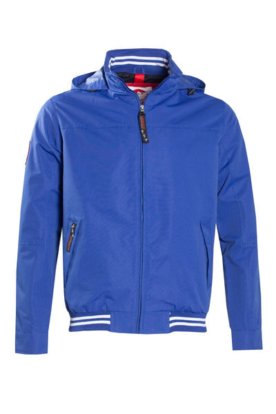 Canada Weather Gear Lightweight Jacket - Blue Mens Lightweight Jackets INTERNATIONAL CLOTHIERS S