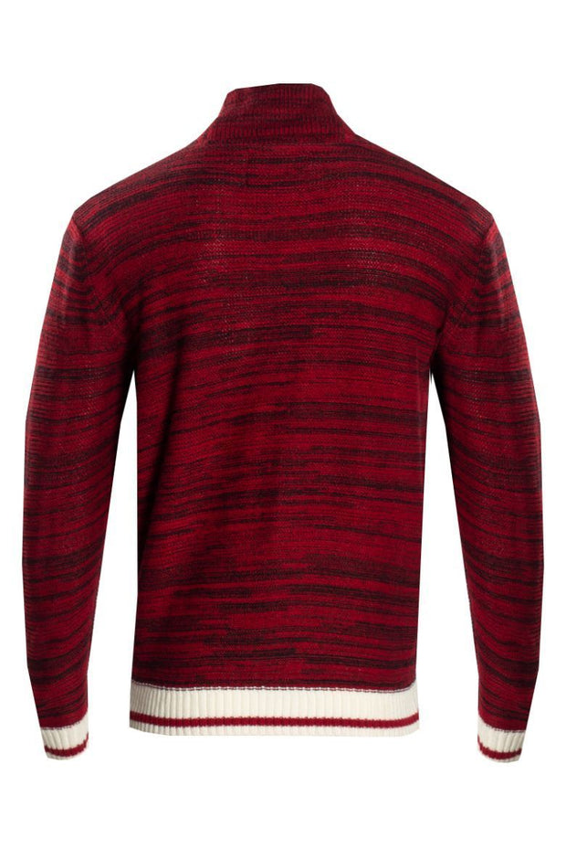 Canada Weather Gear Pullover Sweater - Red Mens Pullover Sweaters INTERNATIONAL CLOTHIERS