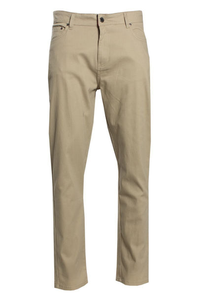 Canada Weather Gear Denim Pants - Camel Mens Denim Pants INTERNATIONAL CLOTHIERS 30