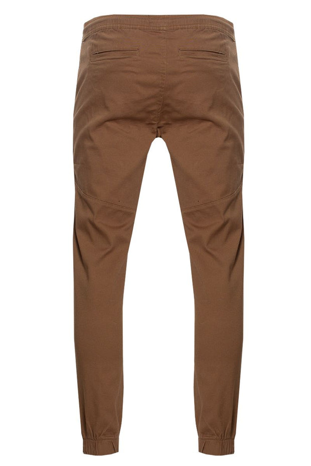 Canada Weather Gear Joggers - Camel Mens Joggers & Sweatpants INTERNATIONAL CLOTHIERS