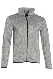 Canada Weather Gear Fleece Jacket - White Mens Fleece Jackets INTERNATIONAL CLOTHIERS S