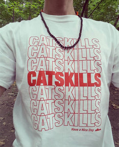 Catskills Have A Nice Day T-shirt
