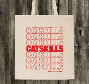 Catskills Nice Day Tote Bag