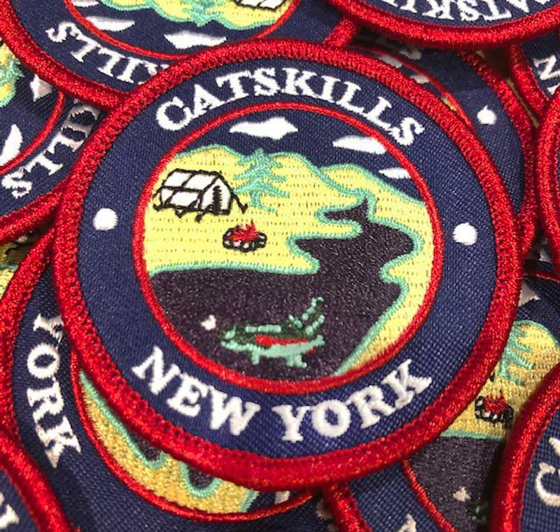Catskills Patch #2