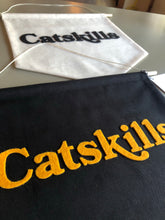 Load image into Gallery viewer, Catskills Hanging Banner - Black