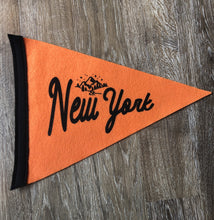 Load image into Gallery viewer, New York Mini Pennant