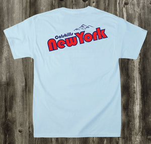 Catskills Summer of 75' T-Shirt (Light Blue)