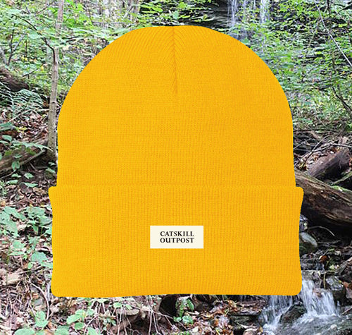 Acrylic Beanie Spring - Made in USA
