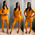 Miss Pearly Set (Mustard)