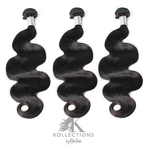 THREE BUNDLES - BLUE KOLLECTION