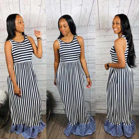 Kelsey Maxi Dress