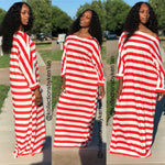 Simple Stripes Dress