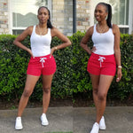 NuNu Shorts (Red)
