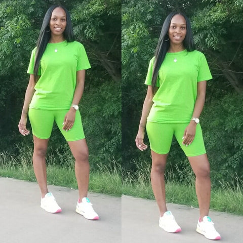 Chill Set (Lime Green)