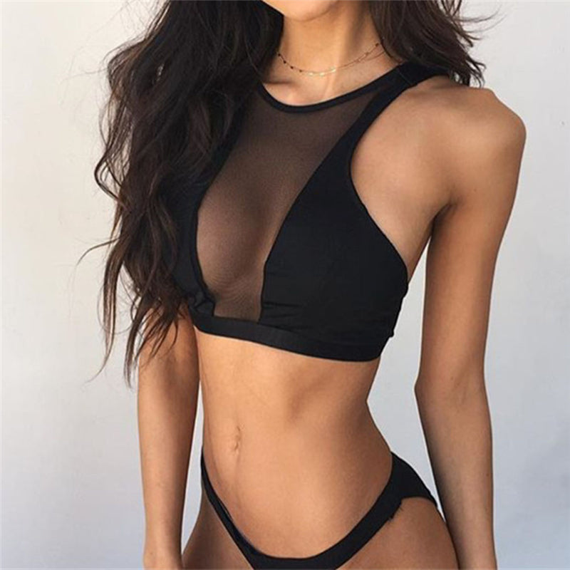 Yoga Brassiere Crop Top