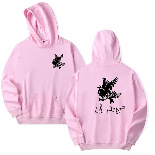 Hoodies hell boy lil.peep men/women