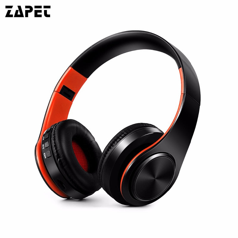 Zapet 660 Wireless Headphones Bluetooth Headset With Microphone For mobile phone music