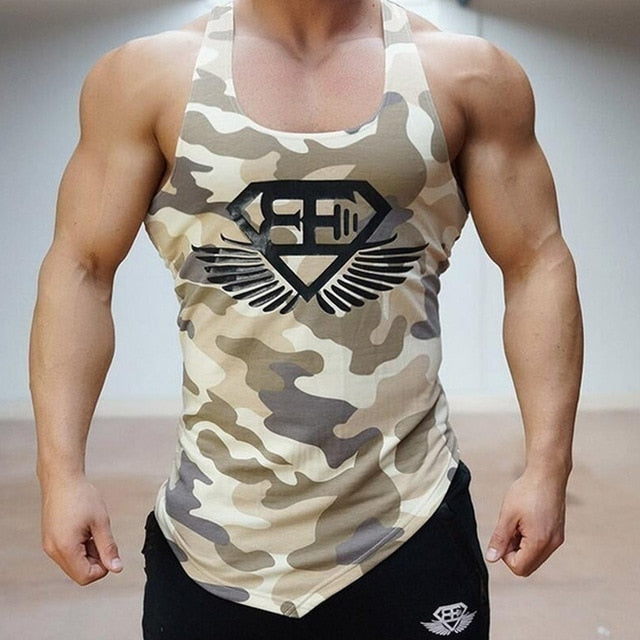 gyms tank top men