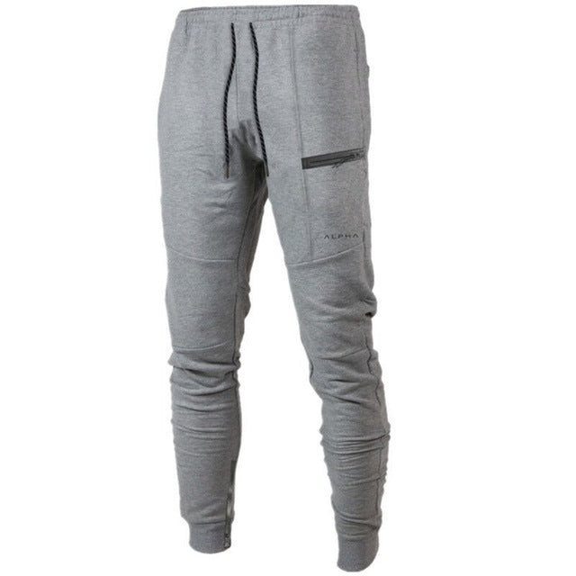 Alpha Bodybuilding Workout Cotton Sweatpants