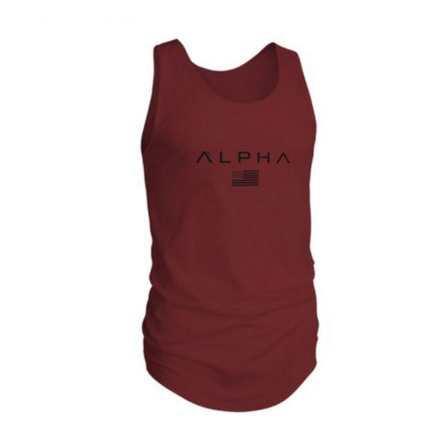 ALPHA Bodybuilding Tank Top