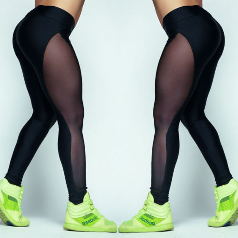 Street Style Women Workout Leggings