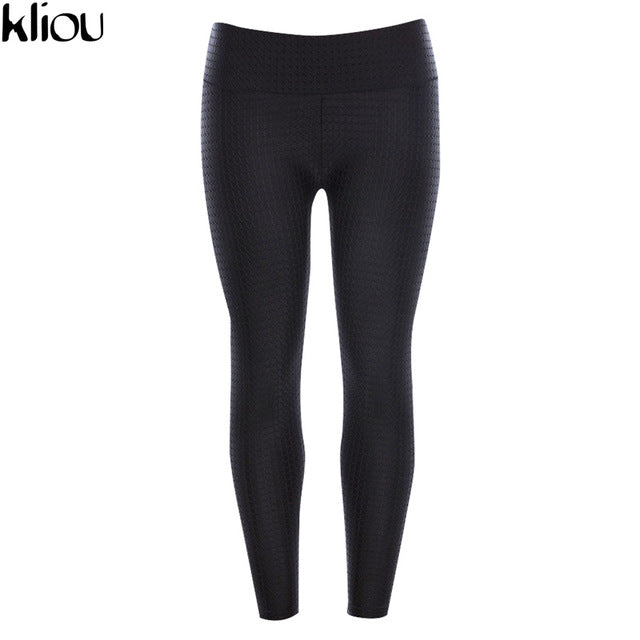 Polyester Legging High Waist Leggings Women