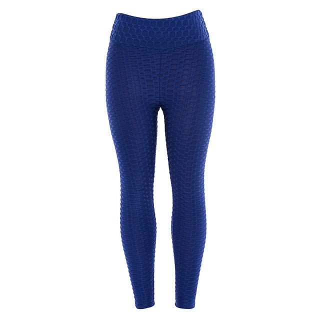 High Waist Anti Cellulite Workout Leggings