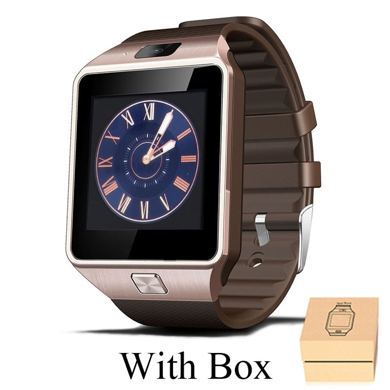 Unisex Smart Watch For Phone Android Wrist Watch