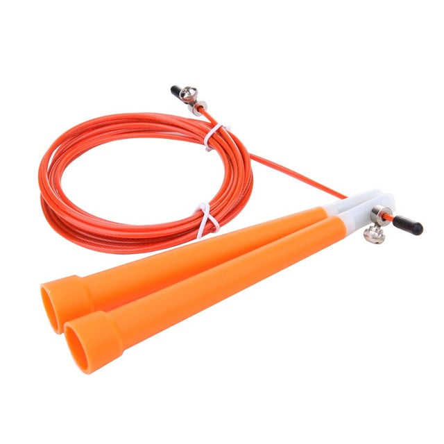 Adjustable Steel Wire Cable Skipping Rope