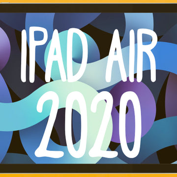 Alles over de nieuwste iPad Air (2020)