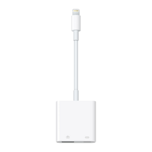 Apple Lightning naar USB 3.0 adapter