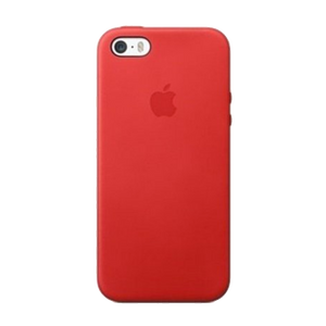 Apple iPhone case rood voor iPhone 5/5s/SE