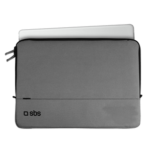 SBS Mobile Laptop Pouch Case 13 Inch - grijs