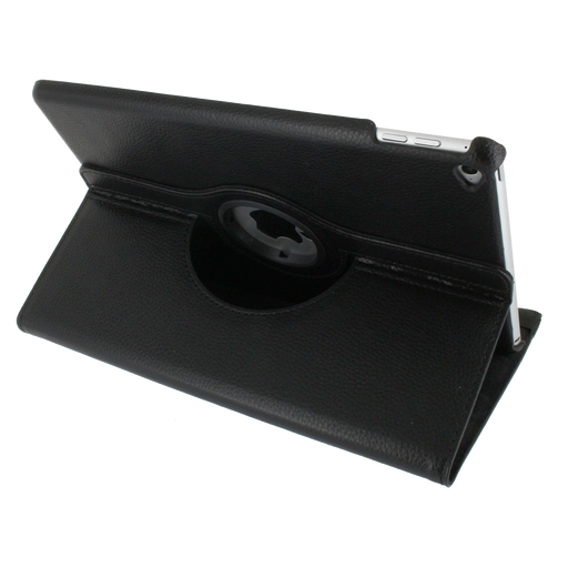 Xccess Roteerbare Stand Case voor Apple iPad Air 1/2 - Zwart