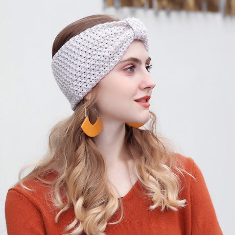 Knitted Elastic Hairband