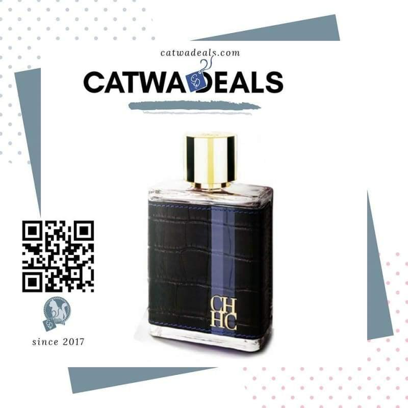 CH Men Grand Tour Carolina Herrera For Men - Catwa Deals - كاتوا ديلز | Perfume online shop In Egypt