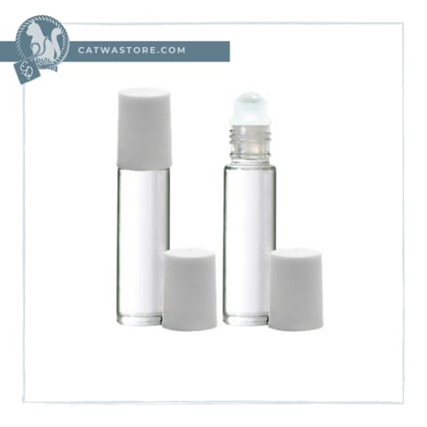 Small bottle that can be used in perfume split
