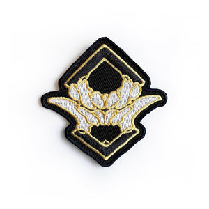 """JAWBONES"" Patches"