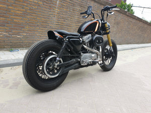 Harley Davidson Sportster Exhaust 'Shorty'  (ex. VAT) - MAD Exhausts