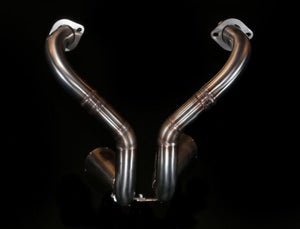 Honda CX GL Exhaust 'V for Victory'  (ex. VAT)